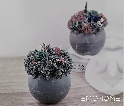 Wax Vase candle