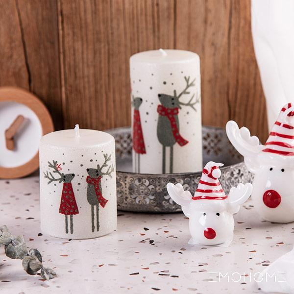 Christmas Gift Candle
